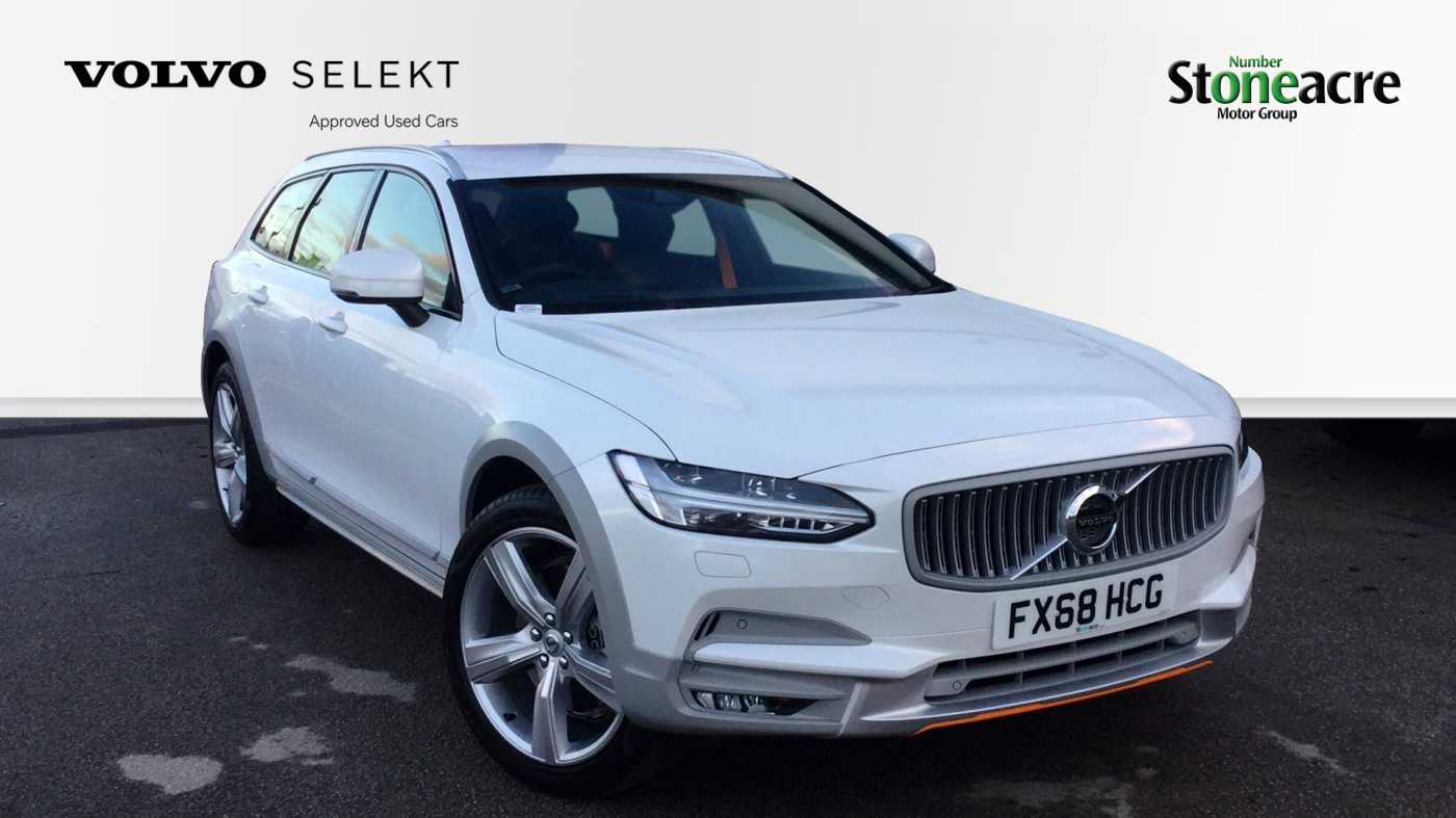 Volvo V90CC D4 AWD Volvo Ocean Race Automatic (Electric Tow