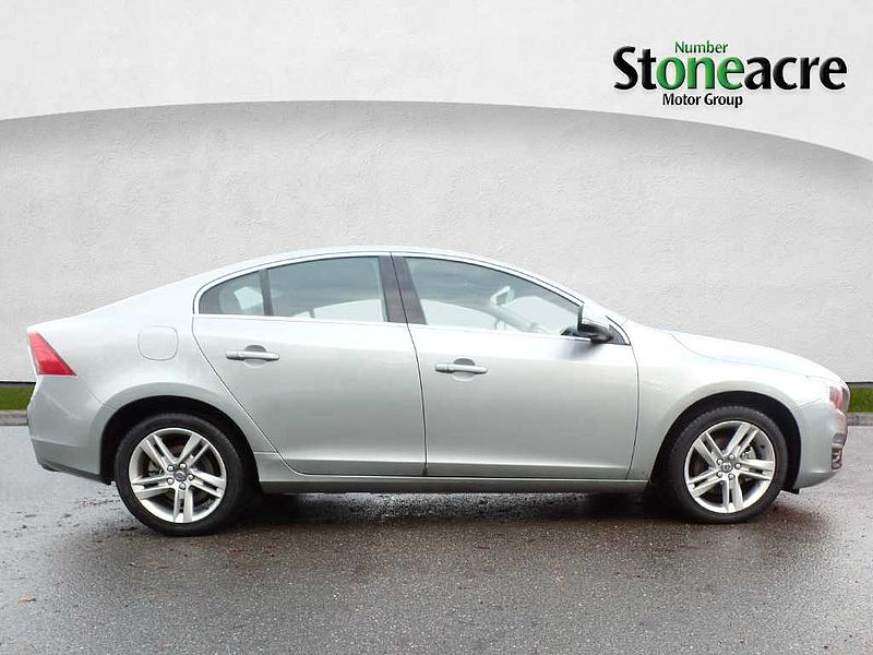 Volvo S60 D4 SE Lux Nav Automatic