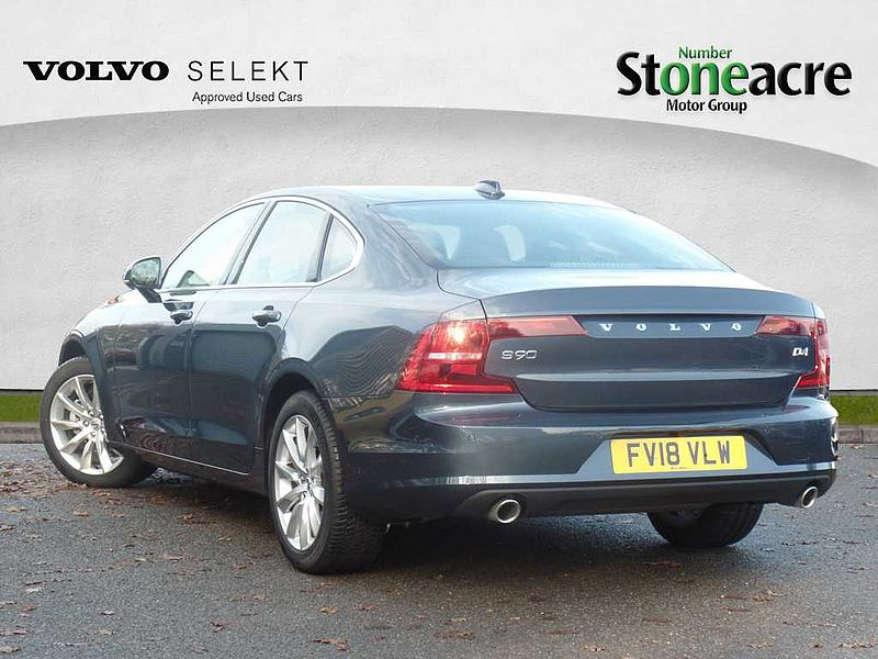 Volvo S90 D4 Momentum Pro Automatic Navigation, Xenium Pack, Intellisafe Surround, Full Leather, Heated Seats