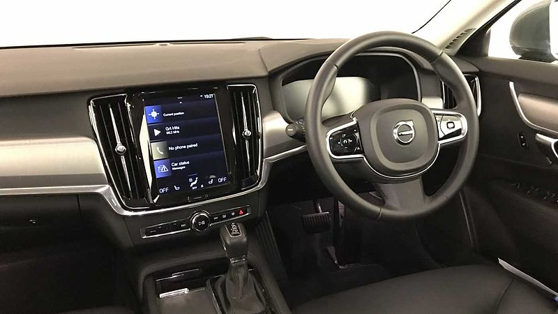 Volvo S90 D4 Momentum Automatic (Sat Nav, Full Leather Seats)