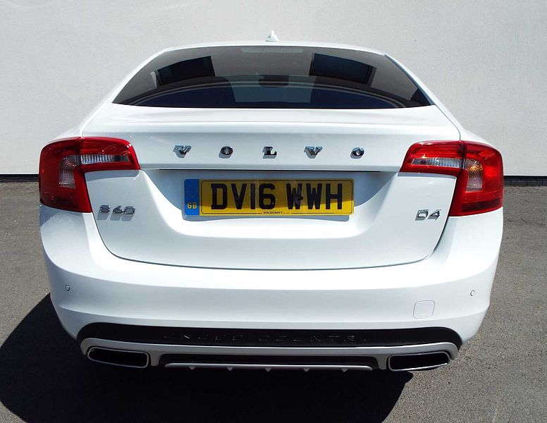 Volvo S60 CC D4 Cross Country Lux Automatic