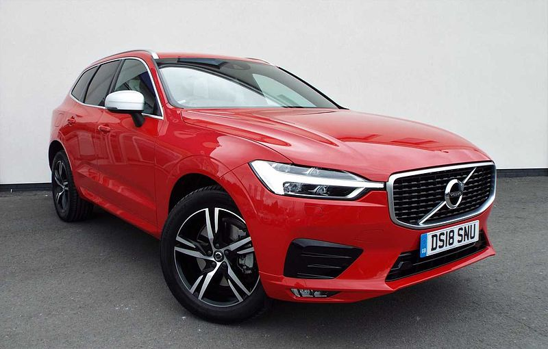 Volvo XC60, D4 R-Design Manual Winter Pack,  Rear Park Assist Camera, CD Player, Volvo On Call with App