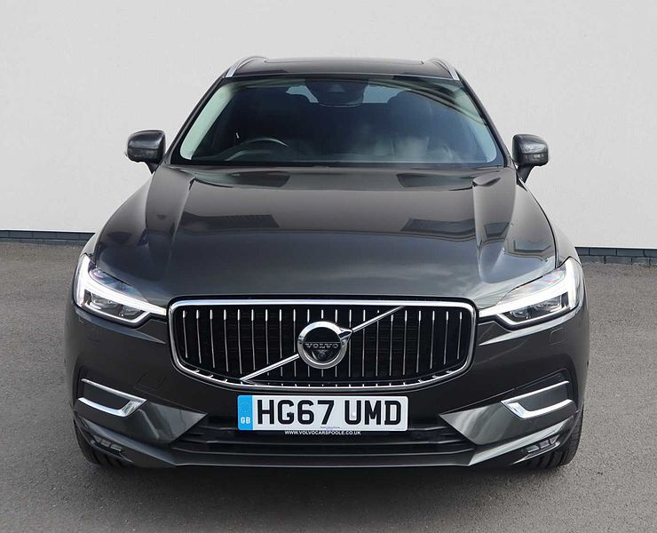 Volvo XC60 II D4 Inscription Automatic