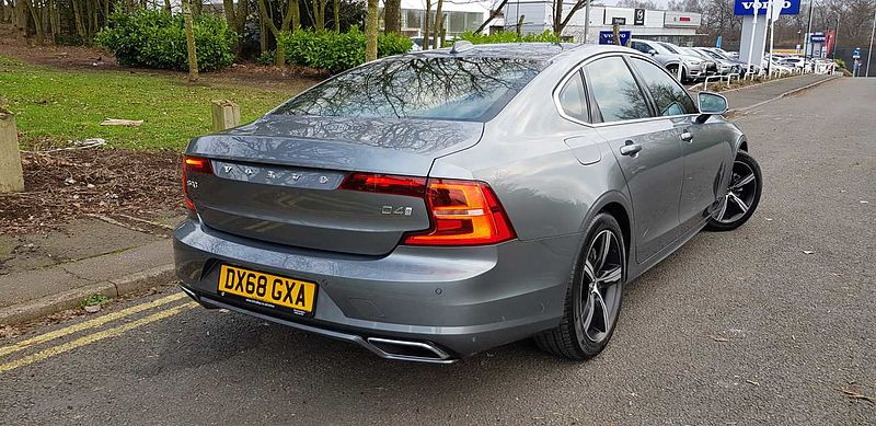 Volvo S90 D4 R-Design Automatic *0% FINANCE THIS WEEKEND! *