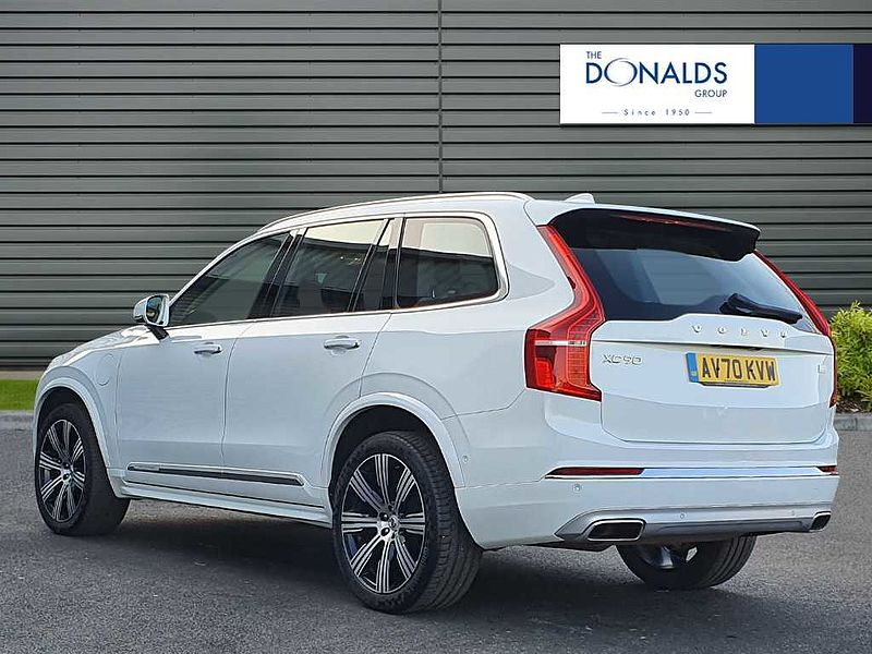 Volvo XC90 Recharge T8 Plug-in hybrid AWD Inscription Automatic