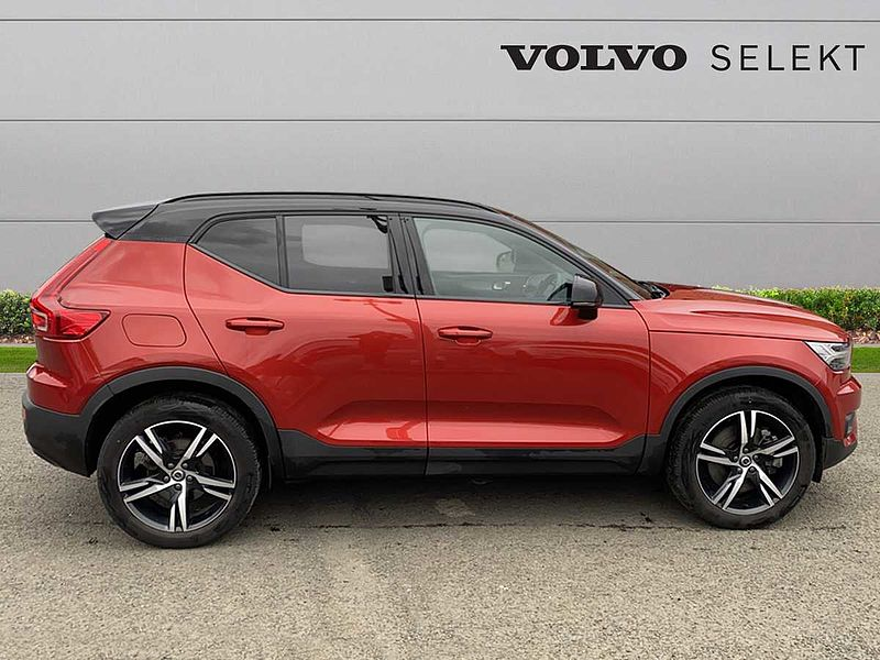 Volvo XC40 phev hybrid Recharge Plug-in hybrid T5 FWD R-Design (Smartphone Integration, Sun-Roof, DAB)