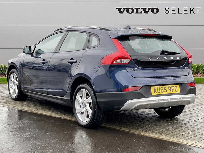Volvo V40 CC (ONLY 1355 MILES ) D2PS LUX