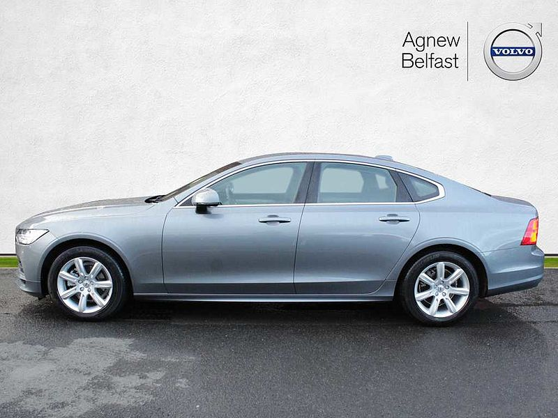 Volvo S90 D4 Momentum Auto (Low Miles, Park Assist, Full Leather)