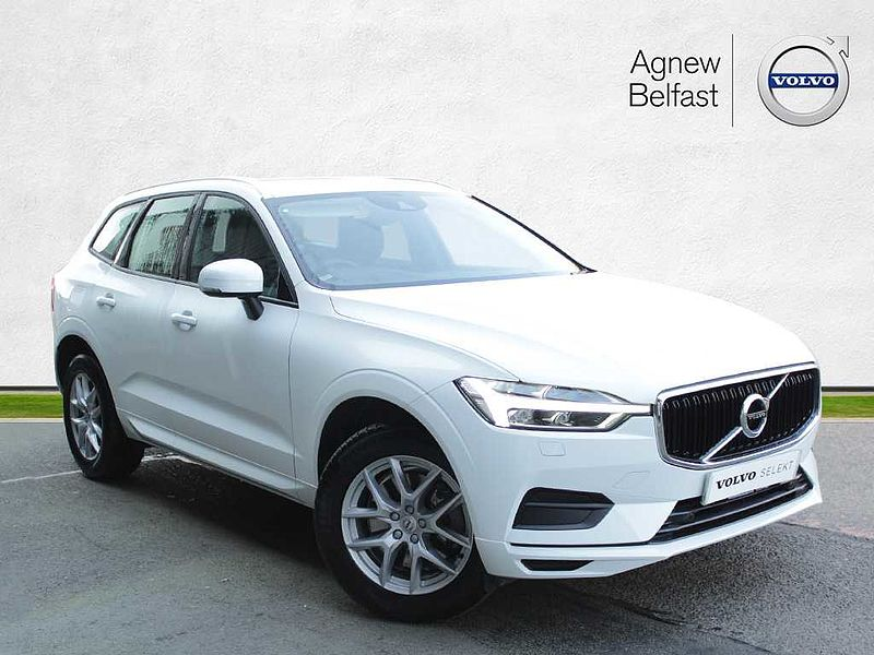 Volvo XC60 D4 AWD Momentum Auto (Winter Pack, Leather Interior)
