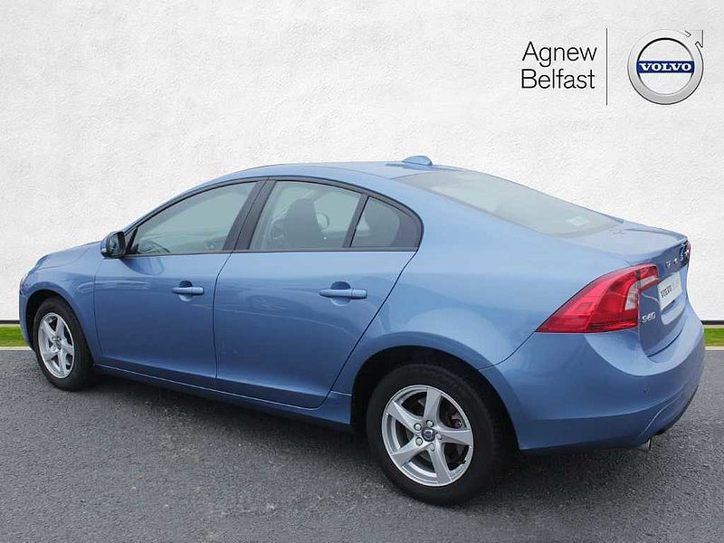 Volvo S60 D3 Business Edition Auto (Winter Pack, Rear Park Assist)