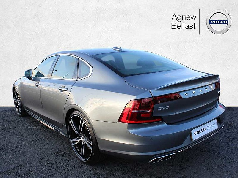 Volvo S90 D4 R-Design (A) (Styling Pack, 20' Alloys)