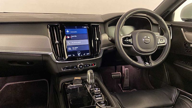 Volvo S90 T8 Twin Engine R-Design Pro Automatic (Xenium Pack, Full Leather)