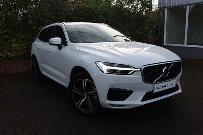 Volvo XC60 D4 R-Design Automatic Winter Pack Rear Park Assist Cruise Control