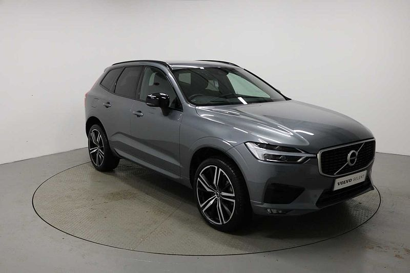 Volvo XC60 B5 (Petrol) AWD R-Design Pro Automatic (Rear Camera, Air Suspension & Tints)