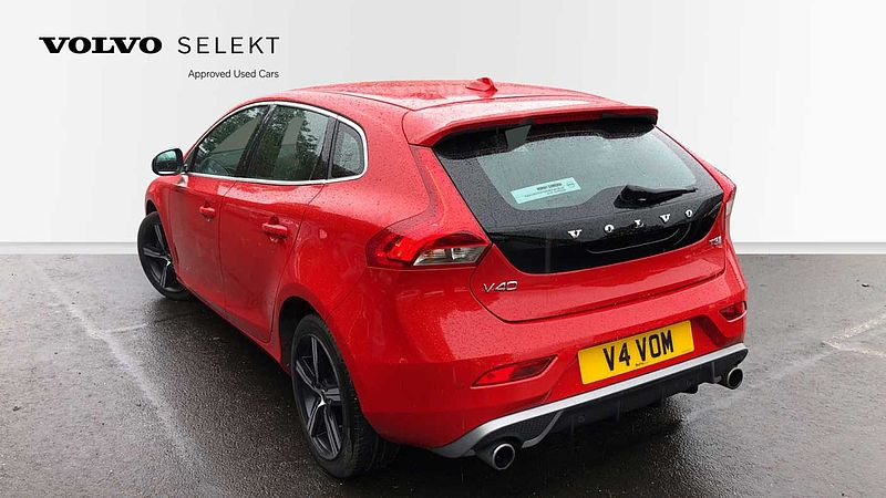 Volvo V40 T3 R-Design Manual (Winter Plus & Front and Rear park assist)